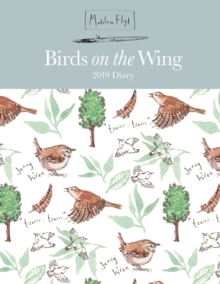 Madeleine Floyd, Birds on the Wing Dlx D 2019, Paperback Book