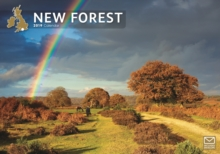 New Forest A4 2019, Paperback Book