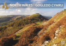 North Wales A4 2019, Paperback Book