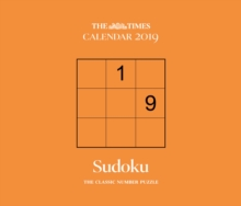 Sudoku, The Times B 2019, Paperback Book