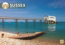 Sussex A4 2019, Paperback Book