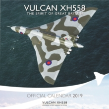 Vulcan To The Sky W 2019, Paperback Book