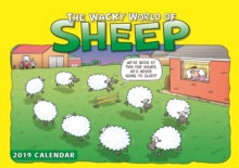 Wacky World of Sheep A4 2019, Paperback Book