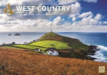 West Country A4 2019, Paperback Book
