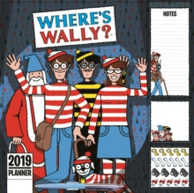 Wheres Wally Household P W 2019, Paperback Book