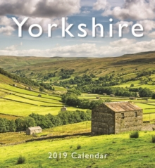 Yorkshire Mini Easel 2019, Paperback Book