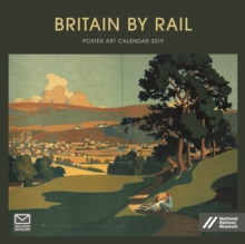 Britain By Rail NRM Wiro W 2019, Paperback Book