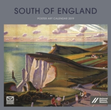 South of England Poster Art NRM Wiro W 2019, Paperback Book