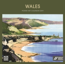 Wales Poster Art NRM Wiro W 2019, Paperback Book