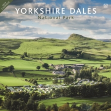 Yorkshire Dales National Park W 2019, Paperback Book