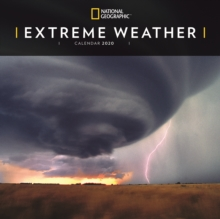 EXTREME WEATHER NAT GEO W 2020,  Book