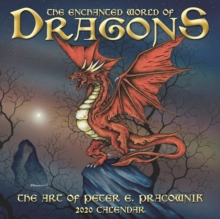 DRAGONS THE ENCHANTED WORLD OF W 2020,  Book