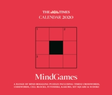 MIND GAMES THE TIMES B 2020,  Book