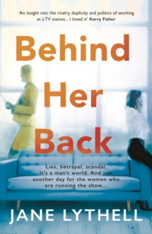 Behind Her Back, Paperback Book