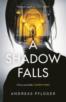 A Shadow Falls, Hardback Book