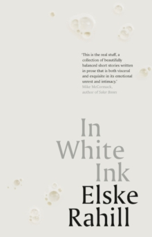 In White Ink, Hardback Book