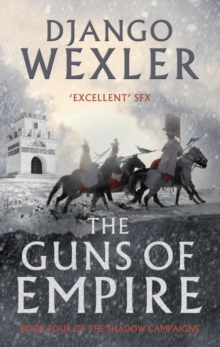 Guns of Empire, Hardback Book