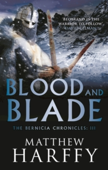 Blood and Blade, Hardback Book