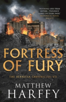 Fortress of Fury, Hardback Book