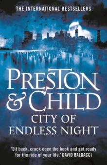 City of Endless Night, Paperback / softback Book