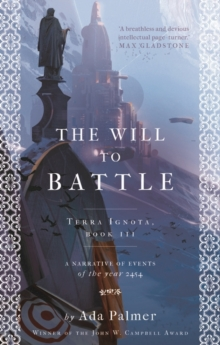 The Will to Battle, Hardback Book