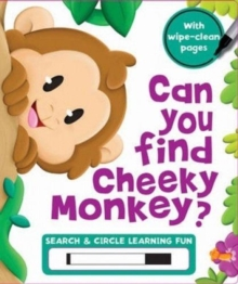 Find the Monkey, Board book Book