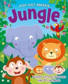 Muddle & Match - Jungle Animals : A Mix-and-Match Book!, Paperback / softback Book