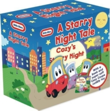 Cozy's Starry Night, Board book Book