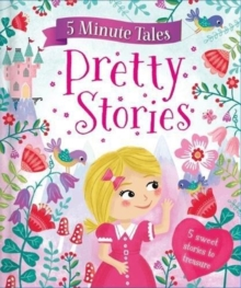 5 Minute Pretty Stories, Novelty book Book