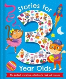 STORIES FOR 3 YEAR OLDS,  Book