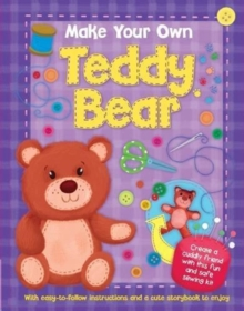 Make Your Own Teddy Bear, Novelty book Book