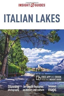 Insight Guides: Italian Lakes, Paperback Book