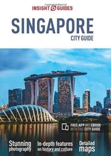 Insight Guides: Singapore City Guide, Paperback Book