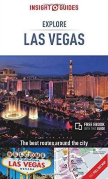 Insight Guides Explore Las Vegas : (Travel Guide with free eBook), Paperback / softback Book