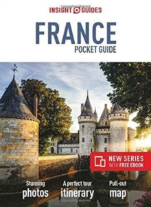 Insight Guides Pocket France (Travel Guide with free eBook), Paperback / softback Book