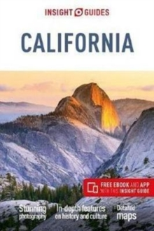 Insight Guides California : (Travel Guide with free eBook), Paperback / softback Book