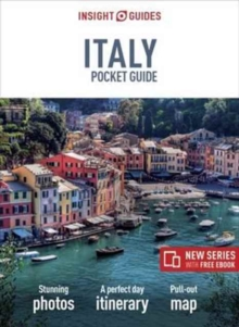 Insight Pocket Guide Italy, Paperback Book