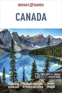 Insight Guides Canada, Paperback Book