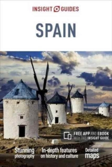 Insight Guides Spain, Paperback Book