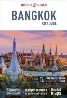 Insight Guides City Guide Bangkok, Paperback / softback Book