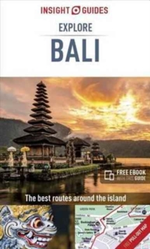 Insight Guides Explore Bali, Paperback Book
