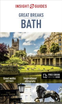 Insight Guides Great Breaks Bath, Paperback Book