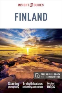 Insight Guides Finland, Paperback Book