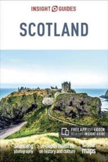 Insight Guides Scotland, Paperback Book