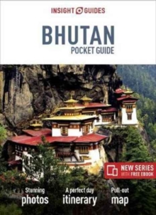 Insight Pocket Guide Bhutan, Paperback Book