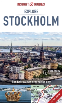 Insight Guides Explore Stockholm, Paperback Book