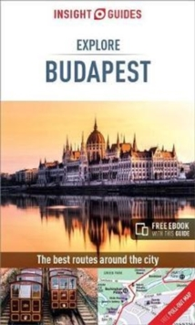 Insight Guides Explore Budapest, Paperback Book