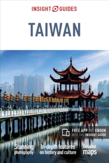 Insight Guides Taiwan, Paperback Book