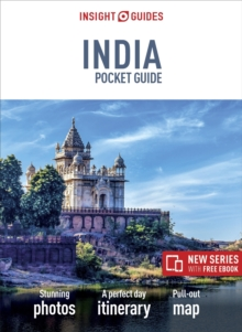 Insight Guides Pocket India, Paperback Book