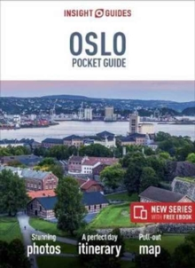 Insight Pocket Guide Oslo, Paperback Book